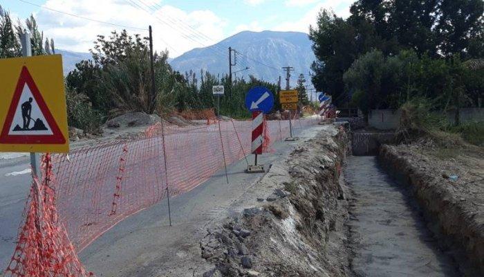 Καλαμάτα: Ξεκίνησαν οι εργασίες ανάπλασης στην Πλαστήρα