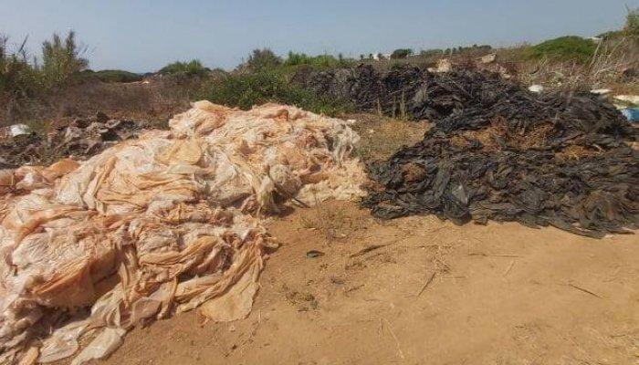 Τριφυλία: Νέες καταγγελίες Λεβεντάκη για παράνομη εναπόθεση αποβλήτων από καλλιέργειες