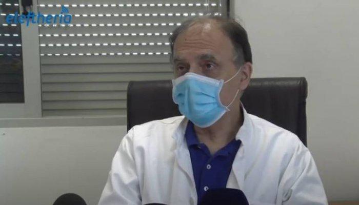 """Μεσσηνία: Επιβεβαιώθηκαν τα 5 πρώτα κρούσματα """"Δέλτα"""" - Αυξάνονται τα ραντεβού για εμβολιασμό (βίντεο)"""