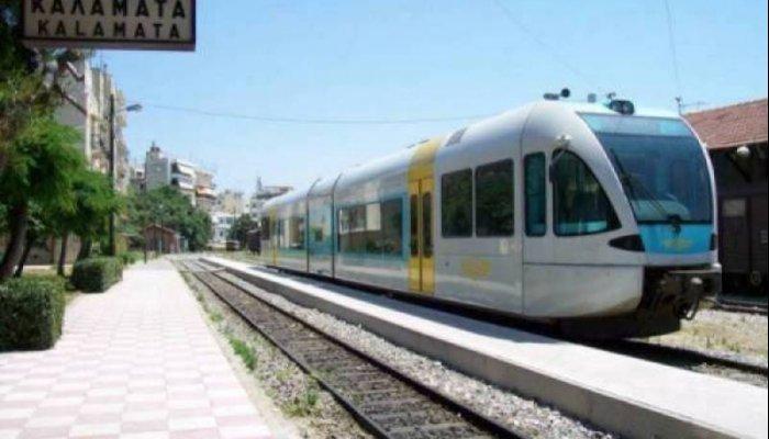 Επιχειρηματικό ενδιαφέρον για επαναδρομολόγηση του τρένου στη γραμμή Άργος - Καλαμάτα