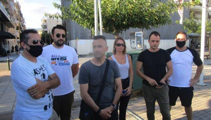 Μέτωπο αντιπαράθεσης για τις πεζοδρομήσεις στην Καλαμάτα (βίντεο)