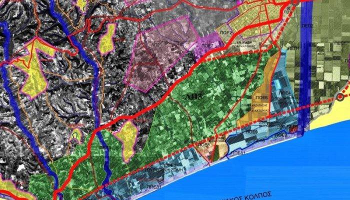 Μελέτη για χρήση γης 6000 στρεμμάτων στη Μεσσήνη
