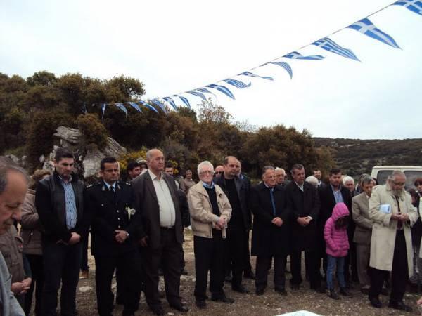 Γιορτάστηκε η επέτειος της μάχης των 7 Λαπαίων στην Τριφυλία