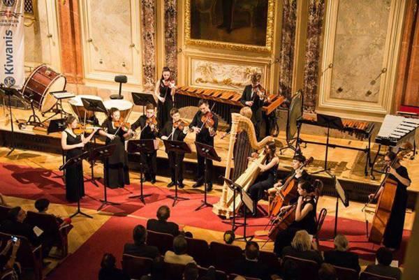 Ορχήστρα από τη Βιέννηστην Αρχαία Μεσσήνη