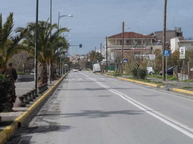 Δύο τα υπό κατασκευή ξενοδοχεία στην Παραλία της Καλαμάτας