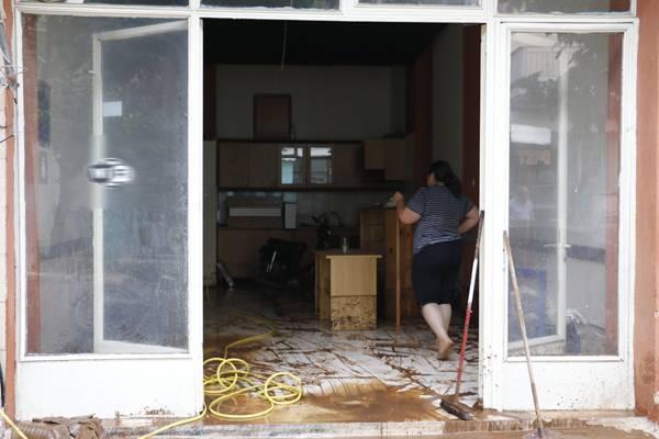 """Δήμος Καλαμάτας: """"Δεν έχουν δοθεί όλες οι αποζημιώσεις για τις πλημμύρες"""""""