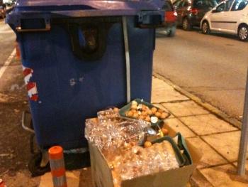Τσόφλια αβγών στην ανακύκλωση