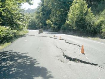 Ξεκινά η αποκατάσταση του δρόμου Καλαμάτα - Σπάρτη