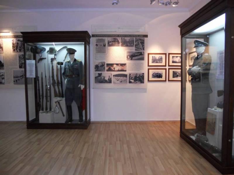 Εκθεση το Στρατιωτικό Μουσείο Καλαμάτας