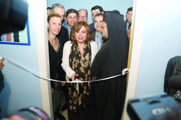 Εγκαινιάστηκαν τα νέα γραφεία της ΝΔ στην Καλαμάτα
