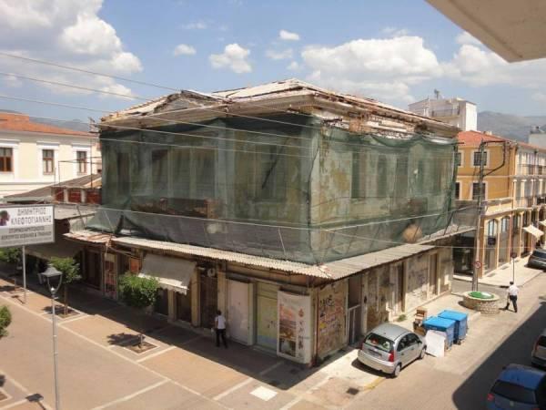 Καλαμάτα: Ο νέος ιδιοκτήτης του κτηρίου Αλιφέρη