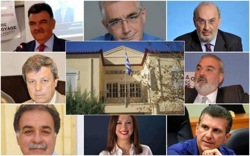 Όλοι οι υποψήφιοι δημοτικοί σύμβουλοι Τριφυλίας ανά συνδυασμό