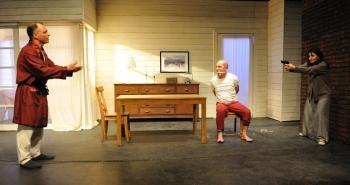 Από το Τριφυλιακό Ερασιτεχνικό Θέατρο: Αυλαία στους Γαργαλιάνους για το