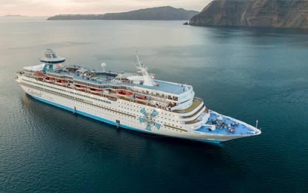Kρουαζιερόπλοια του χρόνου σε Καλαμάτα και Πύλο στα πλάνα της Celestyal Cruises