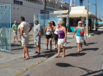 Προτίμησαν την παραλία οι Βρετανοί τουρίστες
