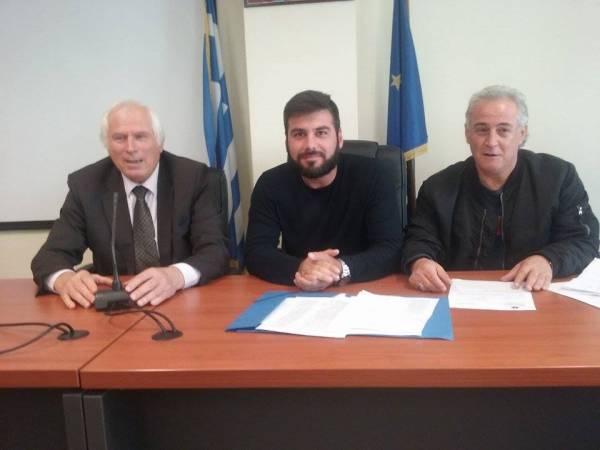 Πρόεδρος Δημοτικού Συμβουλίου Τριφυλίας ξανά ο Γιάννης Καλκαβούρας