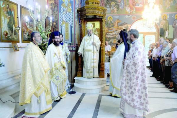 Η εορτή του Γενεθλίου της Θεοτόκου στην Καλαμάτα