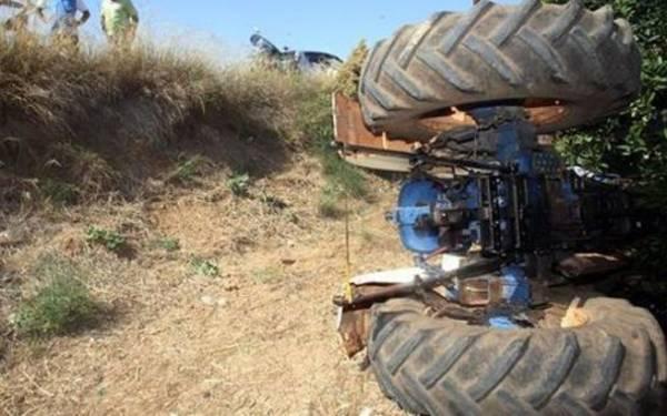 Μεσσηνία: Νεκρός 61χρονος που καταπλακώθηκε από τρακτέρ