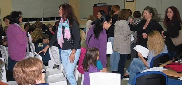 Το νέο ΔΣ του ΣυλλόγουΓυναικών Βαλύρας