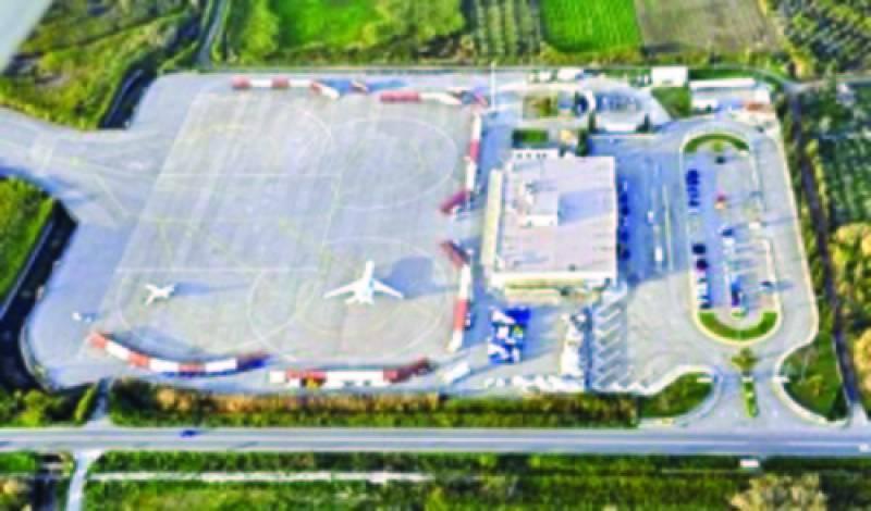 Εγινε ένα ακόμα βήμα για την επέκταση του αεροδρομίου Καλαμάτας