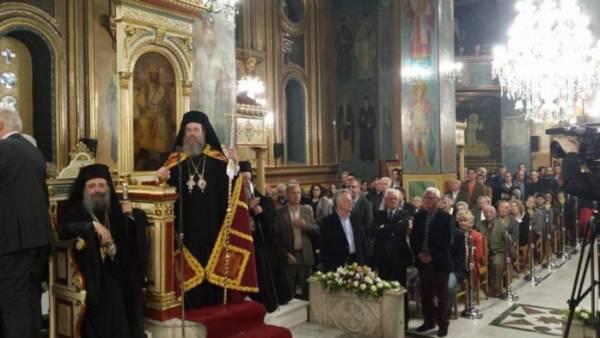 Με λαμπρότητα τιμά η Τρίπολη τους πολιούχους της, Νεομάρτυρες Δημήτριο και Παύλο