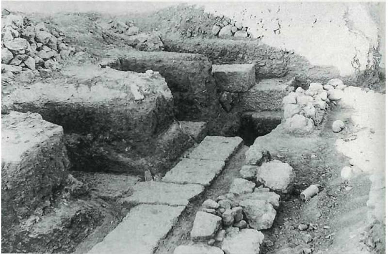 Η ανάπλαση και η αρχαία πόλη