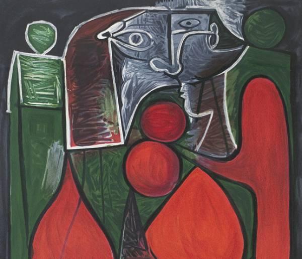 Τάκης Κατσουλίδης: Εκθεση Ευρωπαίων καλλιτεχνών του 20ού αιώνα