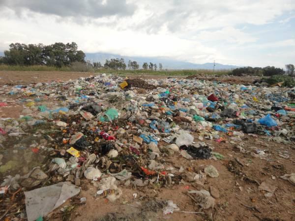 Τα σκουπίδια… προσωρινώς