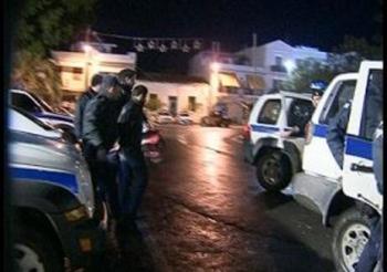 Ευρεία Αστυνομική Επιχείρηση στην Περιφέρεια Λακωνίας