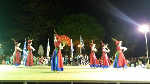 Φεστιβάλ Παραδοσιακών Χορών σε Φιλιατρά και Γαργαλιάνους
