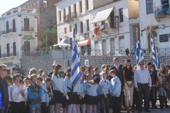 Φωτογραφίες από την παρέλαση στο Γύθειο