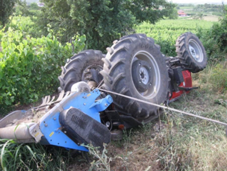 Σκοτώθηκε 61χρονος στην Πύλο όταν καταπλακώθηκε από γεωργικό μηχάνημα