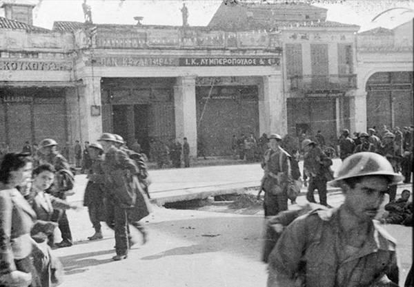 Η μάχη της Καλαμάτας στις 28 Απριλίου 1941
