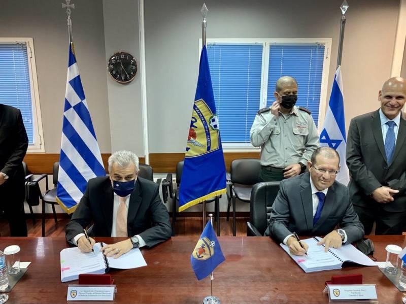 Επεσαν οι υπογραφες Ελλάδας - Ισραήλ για το Διεθνές Κέντρο Εκπαίδευσης Πιλότων στην Καλαμάτα
