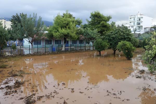 Στα απόνερα της μεγάλης πλημμύρας: Ο πόλεμος της… λάσπης