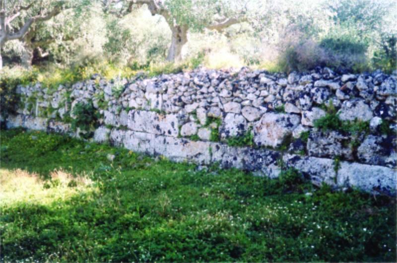 οι Σπαρτιάτες από Ανθεια τη μετονόμασαν σε Θουρία, που σημαίνει οικισμός της κορυφής