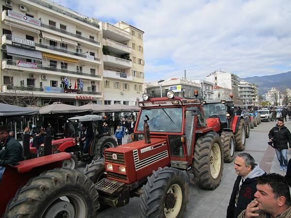 Μετά τις ενημερωτικές εκδηλώσεις των αγροτών: Κατεβαίνουν τα τρακτέρ σε Καλαμάτα - Κυπαρισσία