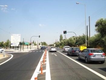 Αυτοκινητόδρομος Θουρία - Αλλαγή:Τα διόδια κρατούν τον κόσμο στον παλιό δρόμο