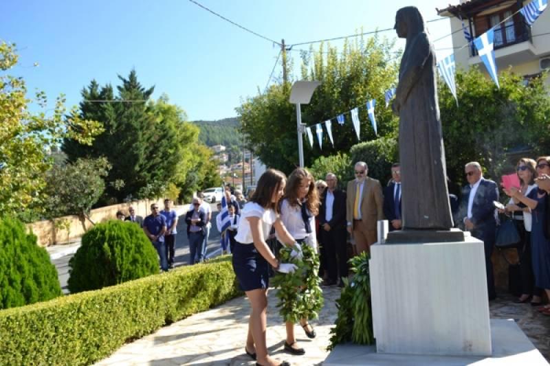 Τη μνήμη της Ελένης Ιωαννίδητίμησε χθες η Κυπαρισσία