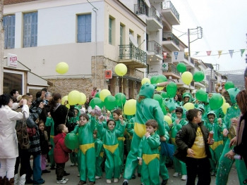Το Καρναβάλι των Φούληδων στα Φιλιατρά
