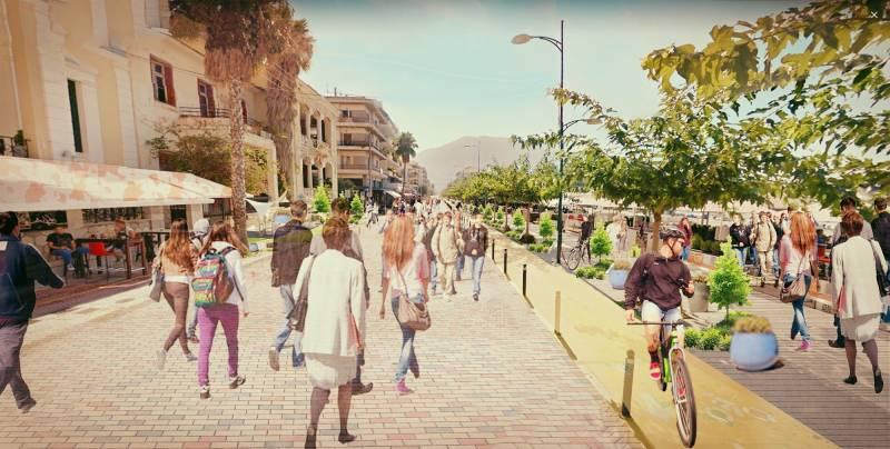 Μια ματιά στο μέλλον της Καλαμάτας: Μία θεώρηση για την κινητικότητα
