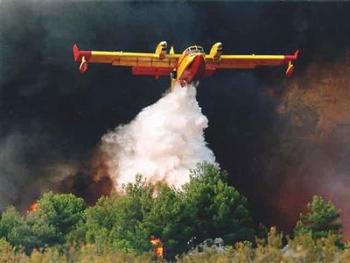 Μεγάλη πυρκαγιά σε εξέλιξη στο Σουληνάρι