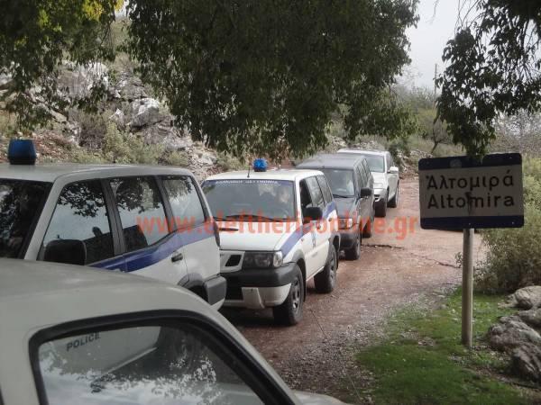 Ολοκληρώθηκε η αναπαράσταση του διπλού φονικού στη Μάνη