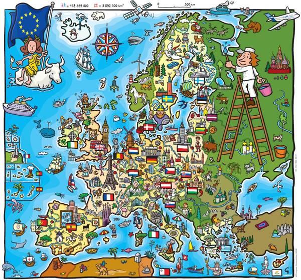 Ο θεσμός της Πολιτιστικής Πρωτεύουσας της Ευρώπης: «Ενωμένοι στην Πολυμορφία»
