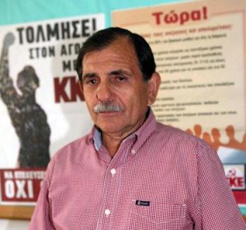 Ο Βαγγέλης Γούργαρης για το Περιφερειακό Χωροταξικό Πελοποννήσου