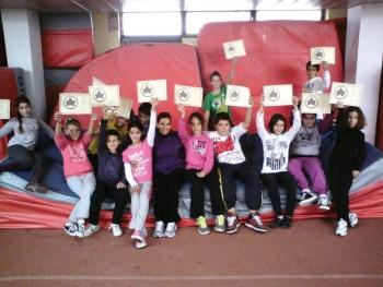 Μεσσηνιακός: Γνώρισαν τον στίβο παιδιά του δημοτικού σχολείου Βέργας