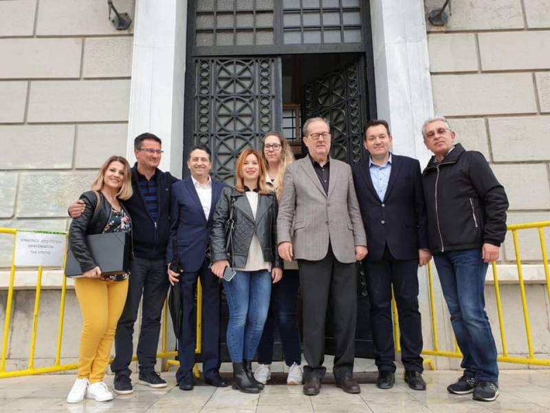 Πελοπόννησος: Πλήρες ψηφοδέλτιο κατέθεσε ο Παν. Νίκας στο Πρωτοδικείο Τρίπολης