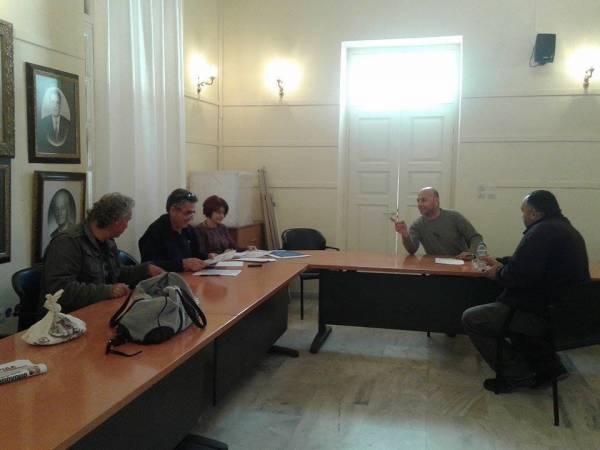 Τριφυλία: Συνάντηση της ΡΑΚΙ με τον Β. Παπαθεοδοσίου