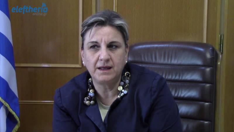 """Εισαγγελική έρευνα για """"κοριούς"""" και παρακολούθηση συνομιλιών στο γραφείο της αντιπεριφερειάρχη Μεσσηνίας Ελένης Αλειφέρη (βίντεο)"""