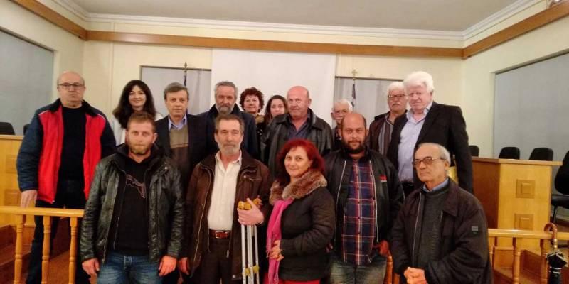 Τριφυλία: Υποψηφίους παρουσίασε ο Κουκούμης